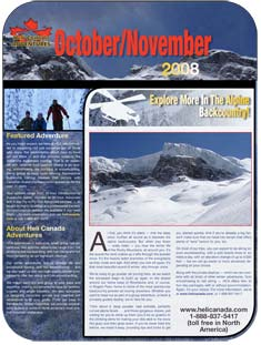 Explore More In The Alpine Backcountry!